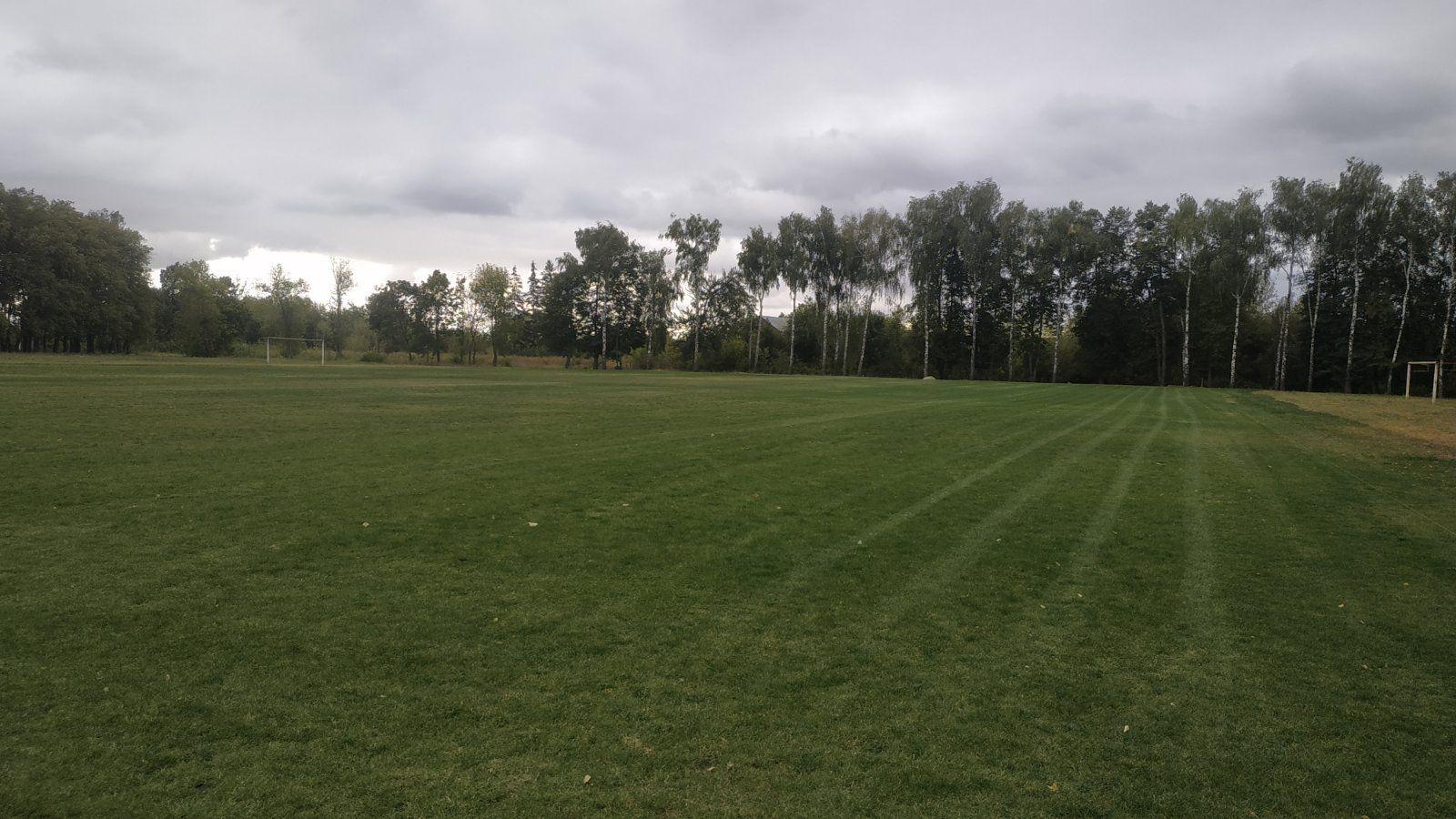 Община в Полтавской области имеет прекрасный стадион