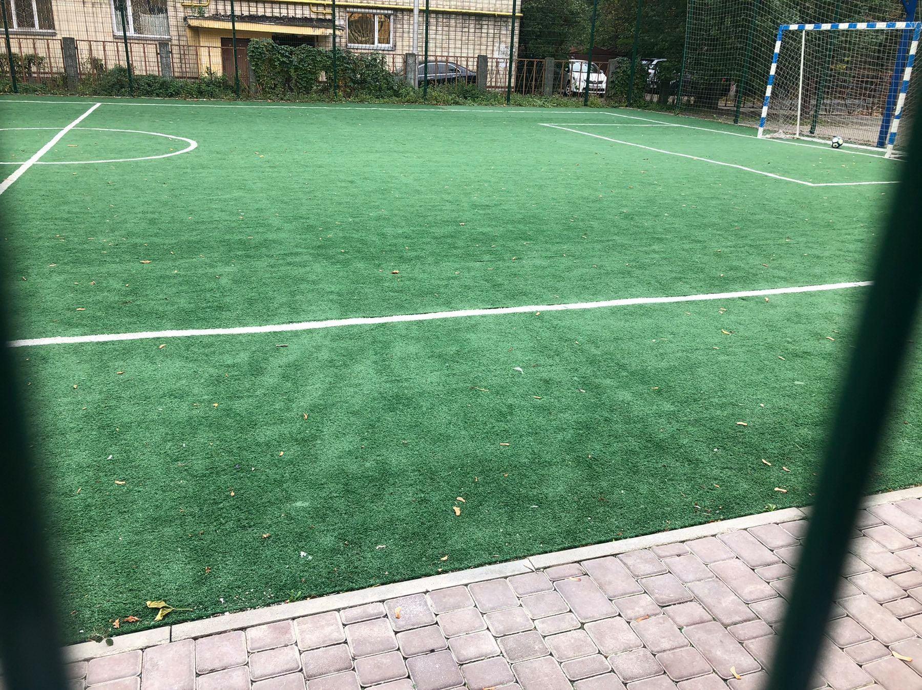 Grasser взял на обслуживание спортивные площадки